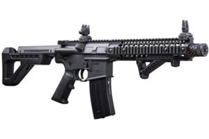 Crossman DPMS Full Auto SBR CO2-Powered BB Air Rifle