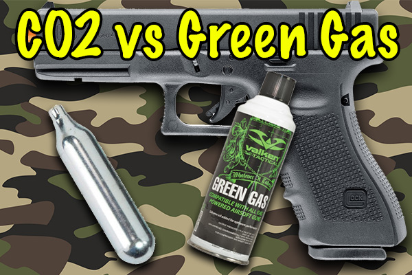 co2 vs Green Gas For Cold Weather Pistols